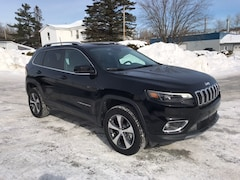 2019 Jeep New Cherokee Limited 4x4 VUS