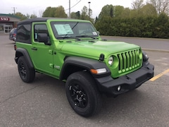 2019 Jeep All-New Wrangler Sport 4x4 VUS