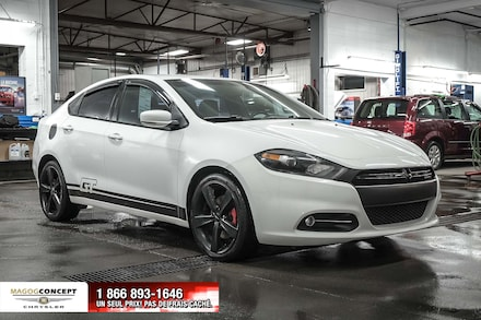 2014 Dodge Dart GT +  Ecran 8.4 +Navigation Berline