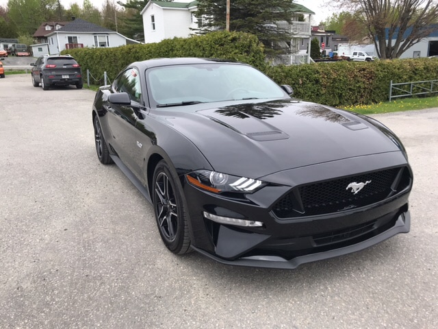 2018 Ford Mustang GT Coupé