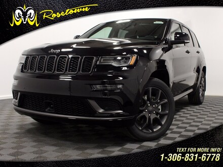 2021 Jeep Grand Cherokee Overland SUV