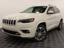 2019 Jeep New Cherokee Overland 4x4 VUS