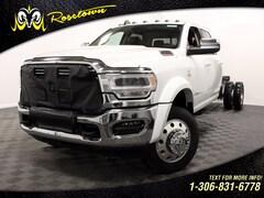 2021 Ram 4500 Chassis Tradesman/SLT/Laramie/Limited Truck Crew Cab