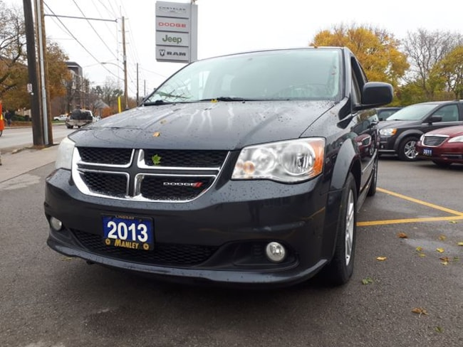 02d8ac166e Used 2013 Dodge Grand Caravan For Sale at Manley Motors Limited ...