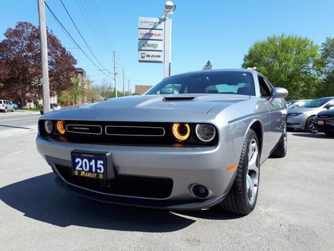 Used 2015 Dodge Challenger For Sale at Manley Motors Limited | VIN