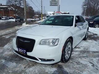 2017 Chrysler 300 300C Platinum Sedan