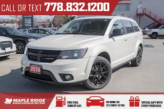 2016 Dodge Journey SXT | 7-Seater FWD  SXT