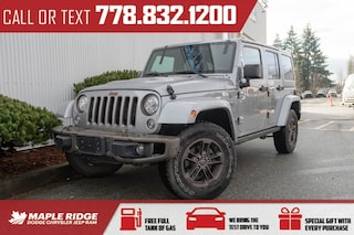 2017 Jeep Wrangler Unlimited 75th Anniversary 4WD  75th Anniversary *Ltd Avail*