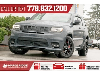 2018 Jeep Grand Cherokee SRT SRT 4x4