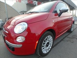 2015 FIAT 500c Lounge Convertible