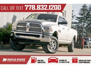 2013 Ram 3500 Laramie Truck Crew Cab