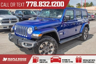 2019 Jeep Wrangler Unlimited Sahara - Employee Pricing & TAX CREDIT Sahara 4x4