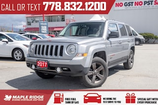 2017 Jeep Patriot 75th Anniversary | Heated Seats 4WD  75th Anniversary
