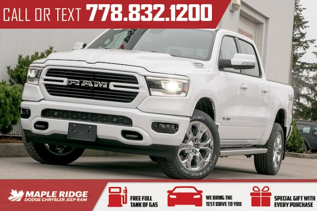 Taxi Maple Ridge >> New 2019 Ram All New 1500 Big Horn For Sale Maple