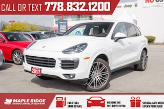 2017 Porsche Cayenne IMMACULATE CONDITION AWD