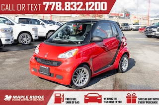 2011 Smart Fortow | Convertible