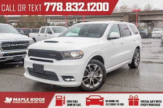 2019 Dodge Durango R/T | Fully Loaded R/T AWD