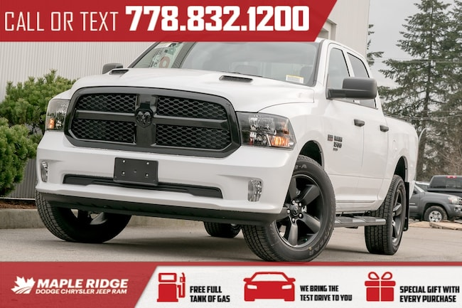 Taxi Maple Ridge >> 2019 Ram 1500 Classic St St 4x4 Quad Cab 64 Box