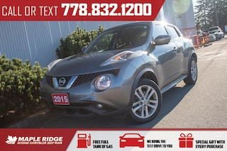 2015 Nissan Juke SL | Backup Camera Wagon