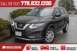 2019 Nissan Rogue S | Low KMs AWD S