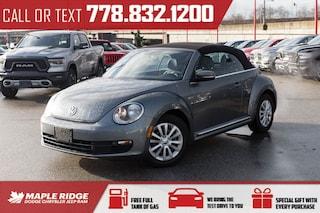 2015 Volkswagen Beetle Convertible Convertible