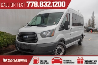 2018 Ford Transit Passenger Wagon XLT - 10 Passenger T-350 148 Med Roof XLT Sliding RH Dr