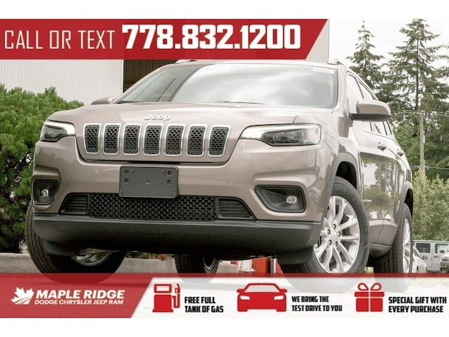 2019 Jeep Cherokee North - Employee Pricing North 4x4