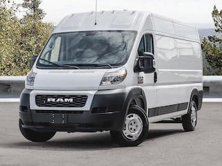 2019 Ram Promaster Cargo Van High Roof 136 in. WB 2500 High Roof 136 WB