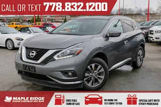 2018 Nissan Murano SL | Heated Steering Wheel AWD SL