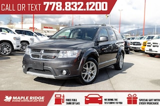 2014 Dodge Journey R/T | AWD Fully Loaded AWD  R/T