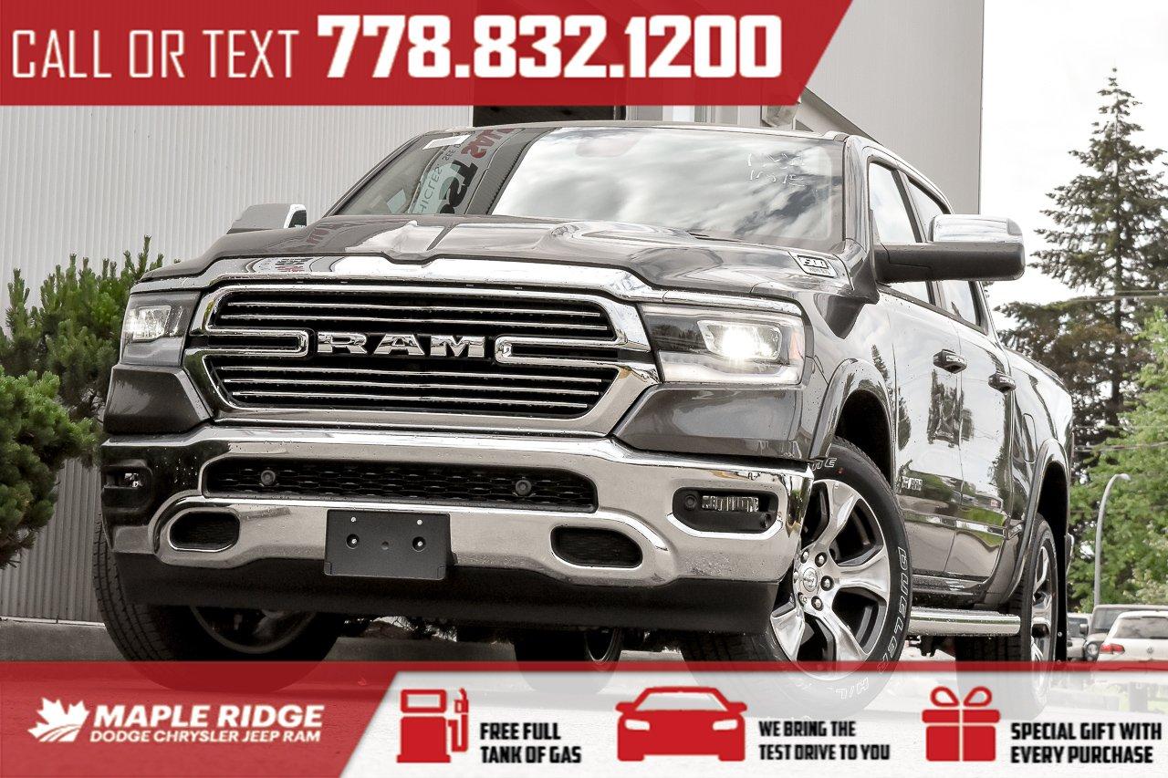2019 Ram 1500 Laramie Laramie 4x4 Crew Cab 57 Box