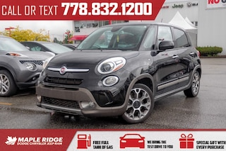 2015 FIAT 500L Trekking | Fully Loaded HB Trekking