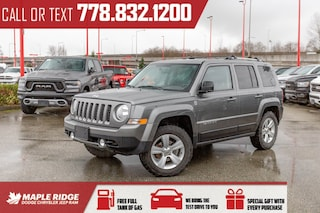 2013 Jeep Patriot Limited 4WD  Limited