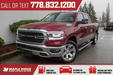 2019 Ram 1500 Big Horn | DEMO Big Horn 4x4 Crew Cab 64 Box