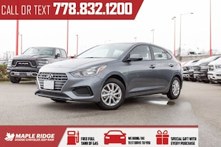 2019 Hyundai Accent Preferred Preferred Auto