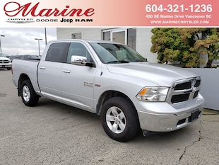 2013 Ram 1500 SLT with only 71,000 km! Truck Crew Cab 1C6RR7LT6DS666597
