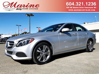 Used Vehicles for sale 2015 Mercedes-Benz C-Class C300 4matic Sedan BA7792 in Vancouver, BC