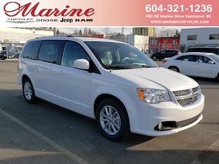 2020 Dodge Grand Caravan Premium Plus Van 2C4RDGCG0LR162377