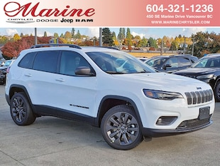 2021 Jeep Cherokee 80th Anniversary 4x4 1C4PJMCX8MD117769