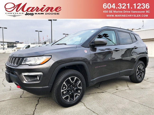 New 2019 Jeep Compass Trailhawk SUV For Sale/Lease Vancouver, BC