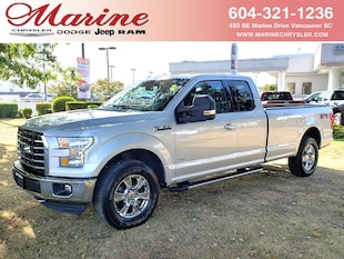 2016 Ford F-150 XL Truck SuperCab Styleside 55L7572A