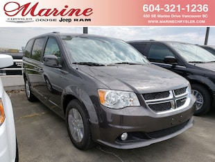 2020 Dodge Grand Caravan Crew Plus Van 2C4RDGDG8LR251788