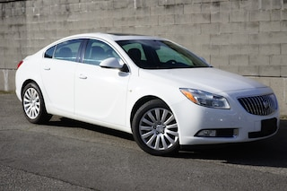 Bargain Used 2011 Buick Regal CXL, Heated Leather Seats, Sunroof Sedan A4H7250A for Sale in Vancouver BC