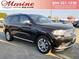 2018 Dodge Durango Citadel, Sunroof, Leather, Nav, Only 30,000 km! SUV 60L3962A