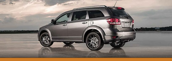 Silver 2015 Dodge Journey Vancouver