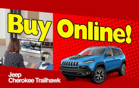 Browse our Jeep Cherokee Inventory and Buy Online!