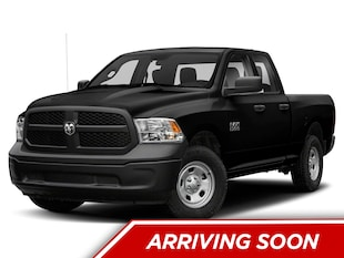 2021 Ram 1500 Classic Night Edition 4x4 Quad Cab 6.3 ft. box 140 in. WB 1C6RR7FT2MS547540