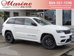 2021 Jeep Grand Cherokee Limited X 4x4