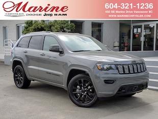 2020 Jeep Grand Cherokee Altitude SUV 1C4RJFAG7LC333687