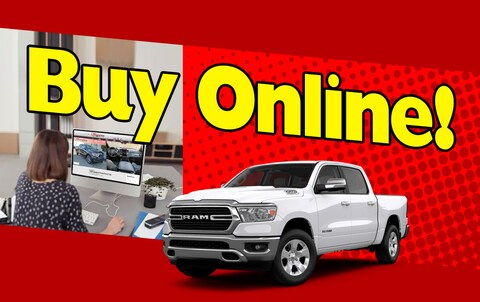 Browse our Ram 1500 Inventory and Buy Online!